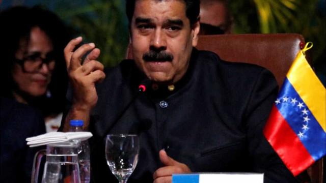 Governo de Maduro acusa TAP de transporte ilegal de explosivos