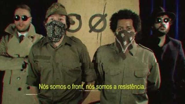 Em vídeo, MBL se inspira no EI e diz que vai 'exterminar a esquerda'