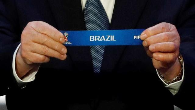 Brasil tem bom retrospecto contra adversários de seu grupo