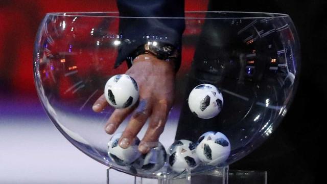 Ronaldo vê grupos 'equilibrados' na Copa da Rússia