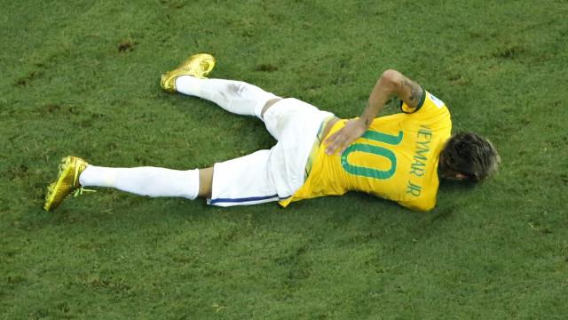 Neymar se esquiva de 7 a 1 e diz que 'não terminou a Copa'