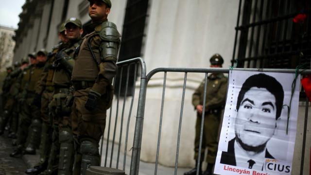 Morre Basclay Zapata, torturador da ditadura de Pinochet