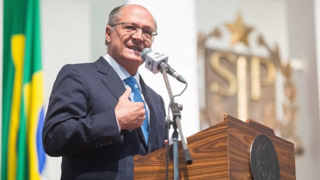Alckmin diz que manterá Goldfajn no BC caso seja eleito presidente
