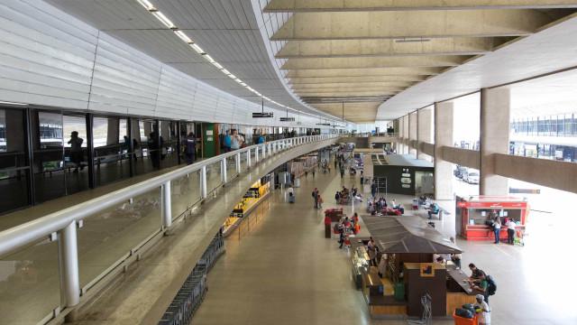 BNDES aprova empréstimo de R$ 508 mi para Aeroporto de Confins