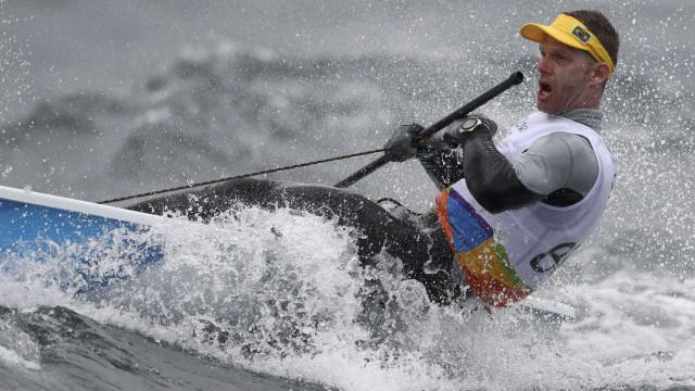 Scheidt sofre punição e se complica em teste para Olimpíada de Tóquio