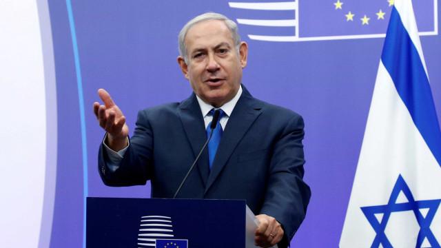 Benjamin Netanyahu confirma visita ao Brasil para posse de Bolsonaro
