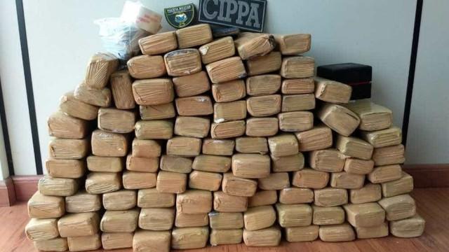 Mais de 100 kg de maconha são encontrados em apartamento na BA
