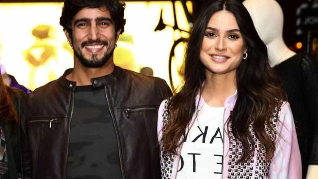 Thaila Ayala e Renato Góes marcam data do casamento