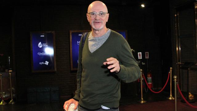 Marcos Caruso pede dinheiro em campanha para tratamento do neto