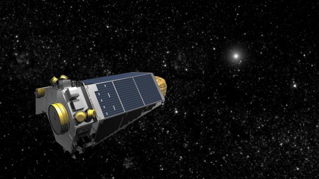 Nasa coloca sonda Kepler para 'dormir' até agosto