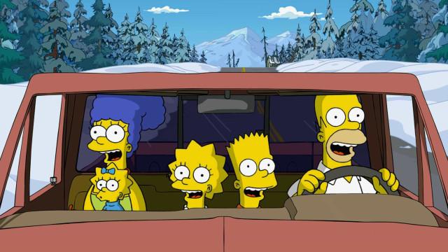 'Os Simpsons': A série mais longa de sempre ficará ainda maior
