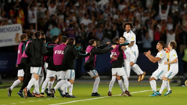 Real Madrid vence o Grêmio com gol de CR7 e é campeão mundial