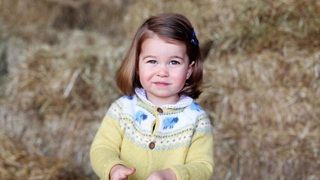 Filha de Kate e William, princesa Charlotte completa três anos hoje