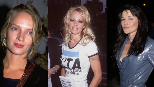 O antes e depois das atrizes mais bonitas dos anos 1990