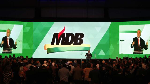 MDB: soltura de Temer reconstitui ordem e reconhece arbitrariedade