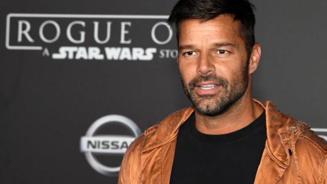 Ricky Martin: do 'Menudo' à explosão de 'Livin´la Vida Loca'