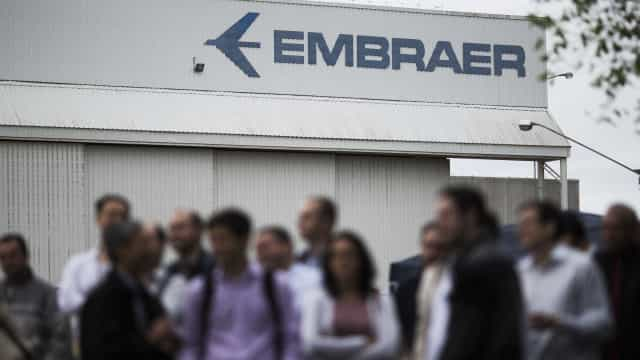 Embraer tem prejuízo líquido de R$ 1,276 bilhão no 1º trimestre