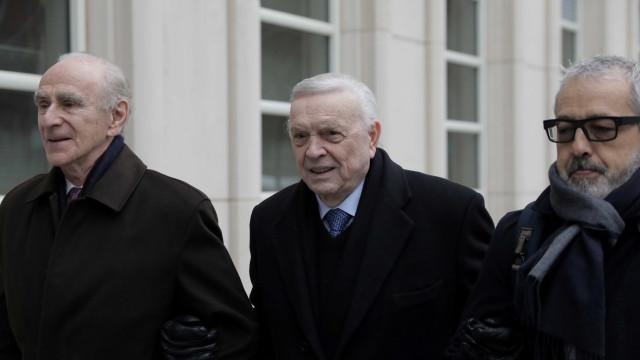 Promotoria dos EUA pede 10 anos de prisão para José Maria Marin