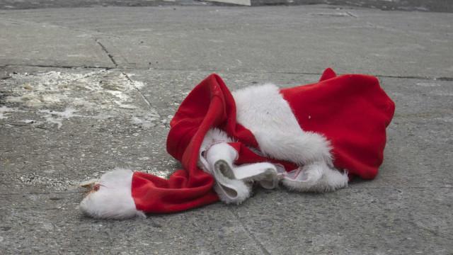 'Papai Noel' é preso por assalto a caixas eletrônicos na Bahia