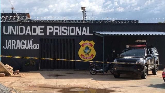Detento é encontrado decapitado dentro de cela em presídio
