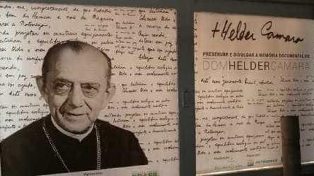 D. Helder Câmara vira patrono brasileiro dos Direitos Humanos