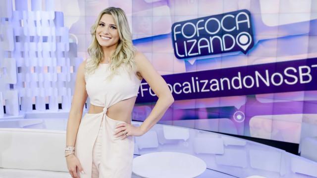 Lívia Andrade diz que foi 'triturada' por Silvio Santos