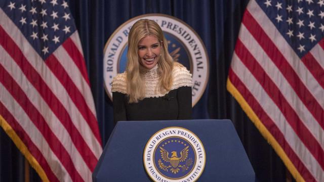 Ivanka Trump pode escrever livro sobre tempo em que viveu na Casa Branca