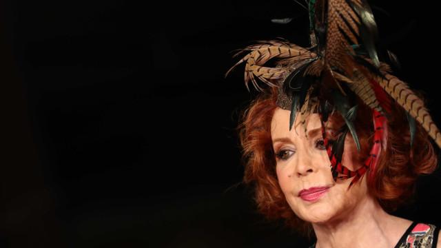 Atriz e escritora Marina Ripa di Meana morre aos 76 anos