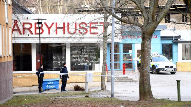 Morre um dos feridos em explosão em Estocolmo
