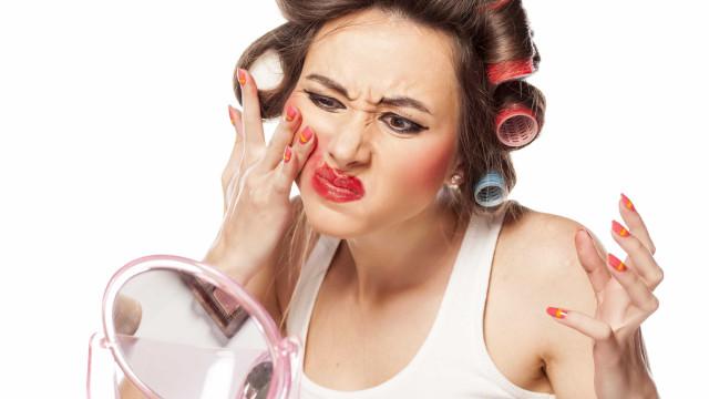 Erros de maquiagem diários que mais chamam a atenção