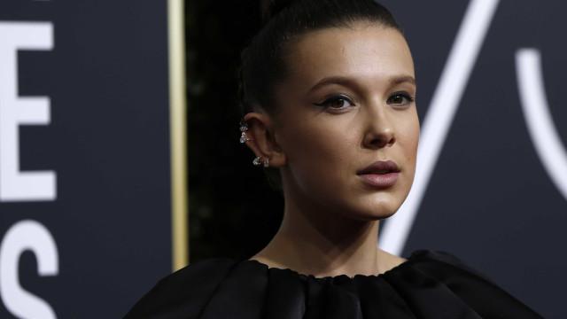 Millie Bobby Brown está namorando filho de David Beckham, diz jornal