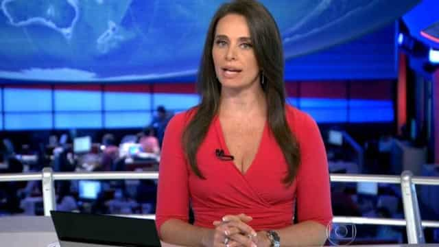 Após deixar a Globo, Carla Vilhena comemora novo desafio na TV