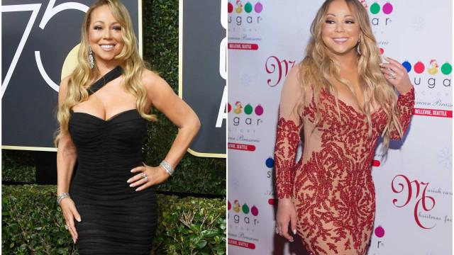 As celebridades que sofrem com o 'efeito sanfona'