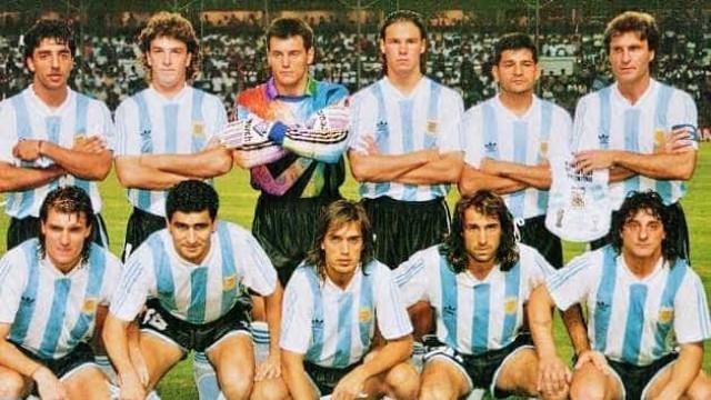 Ex-atleta da seleção argentina revela ter cheirado no caixão de seu pai