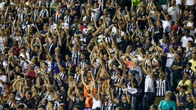 Atlético-MG empata com o Boa e deixa zona de classificação do Mineiro