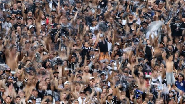 Corinthians perde do Red Bull antes de clássico com o Palmeiras