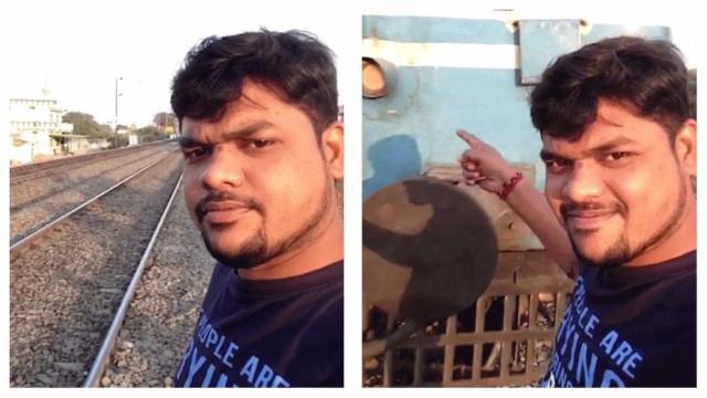 Homem é atropelado por trêm enquanto tirava selfie; vídeo