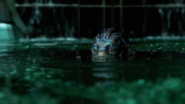 'A Forma da Água': vídeo mostra a transformação da criatura do filme