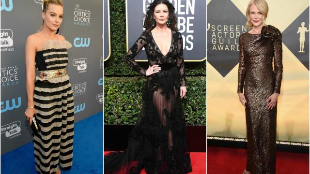 Veja quais foram as celebridades mais bem vestidas de janeiro