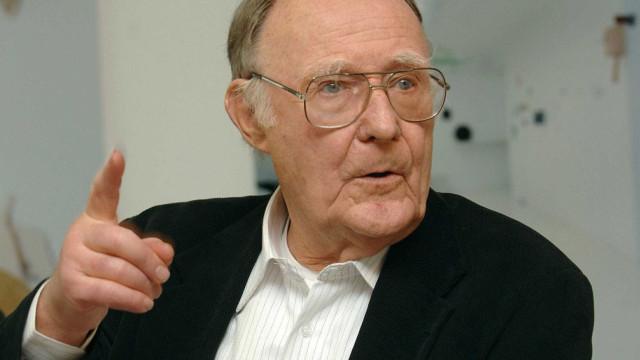 Aos 91 anos, morre o fundador da Ikea Ingvar Kamprad