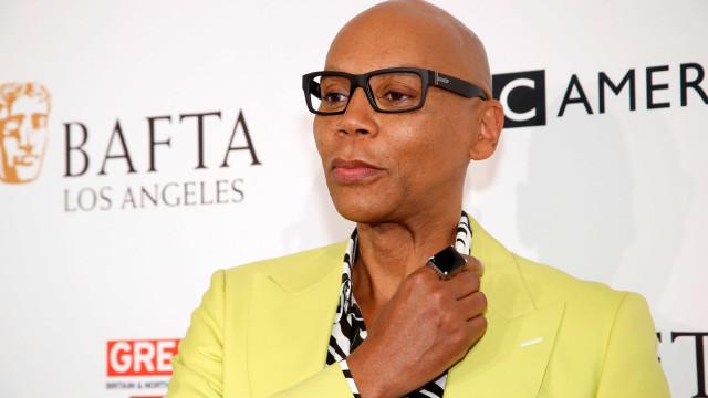 RuPaul receberá prêmio em Cannes por seu trabalho na TV