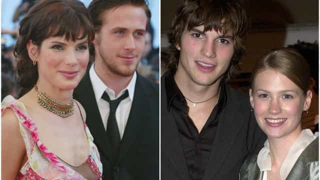 Lembra que esses famosos já foram namorados?