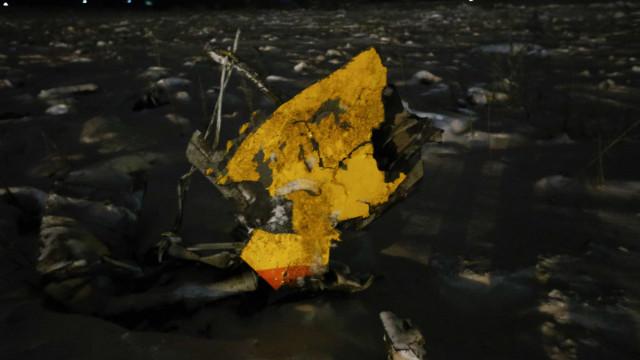 Painel congelado pode ter causado queda de avião russo