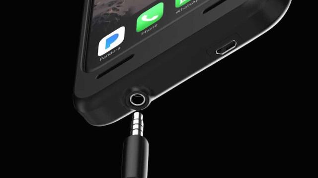 Capinha para iPhone promete duplicar autonomia da bateria