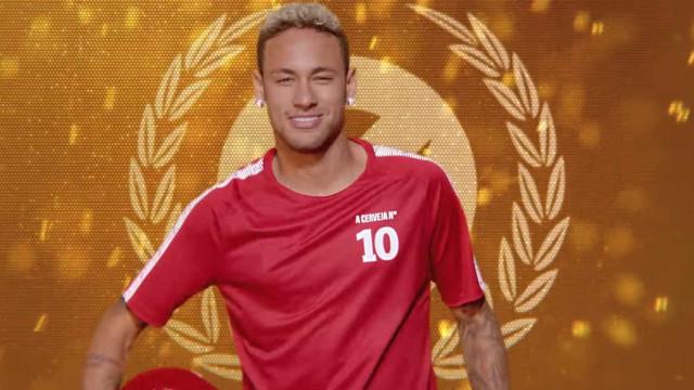 CBF e Ambev processam cervejaria que patrocina Neymar; entenda