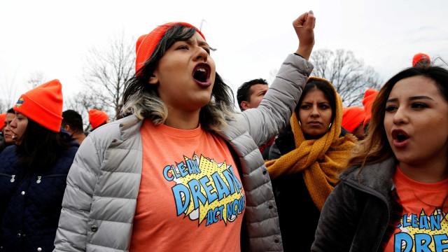 Senado dos EUA rejeita propostas de proteção aos 'dreamers'