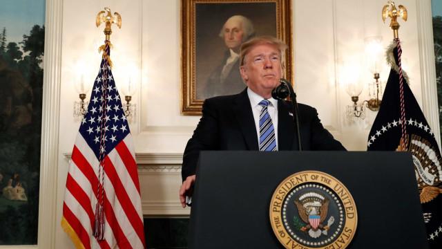 Trump: 'Se sanções não funcionarem, iremos para a fase 2'