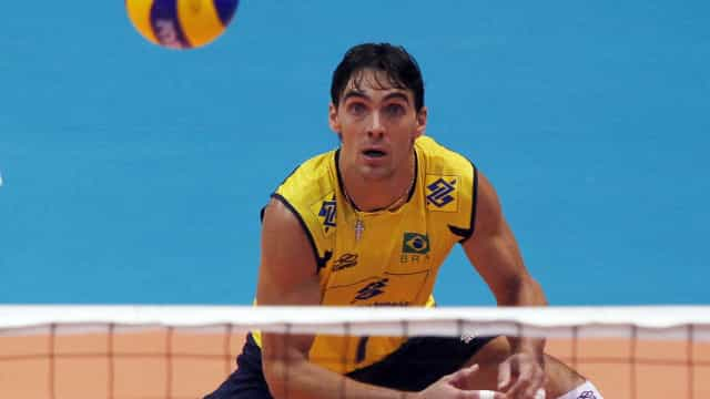 Giba anuncia que fará parte do Hall da Fama do vôlei mundial