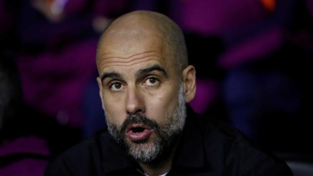 Eliminado por time da 3ª divisão, Guardiola esnoba rival