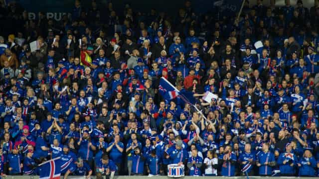 Incrível: 20% da população da Islândia solicita entradas para Copa